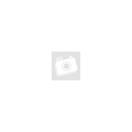 Sólyom trikolor felirattal férfi kapucnis, cipzáras pulóver